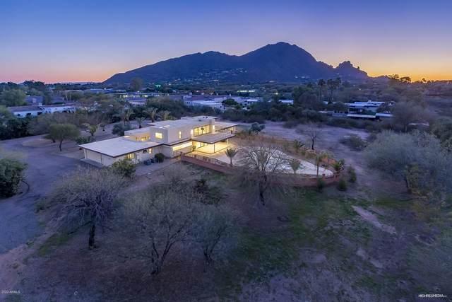 5738 N Casa Blanca Drive, Paradise Valley, AZ 85253 (MLS #6042579) :: Lux Home Group at  Keller Williams Realty Phoenix