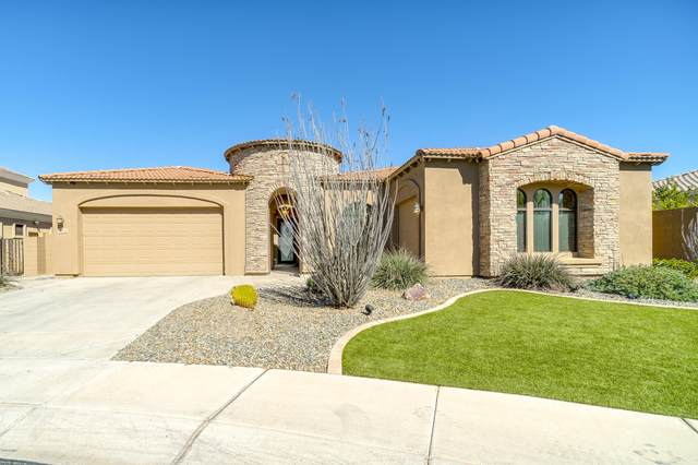3370 E Lynx Place, Chandler, AZ 85249 (MLS #6042582) :: Santizo Realty Group