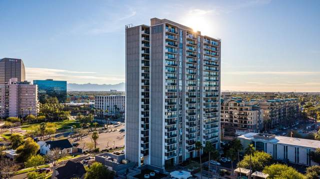 2323 N Central Avenue #2004, Phoenix, AZ 85004 (MLS #6042583) :: Lifestyle Partners Team