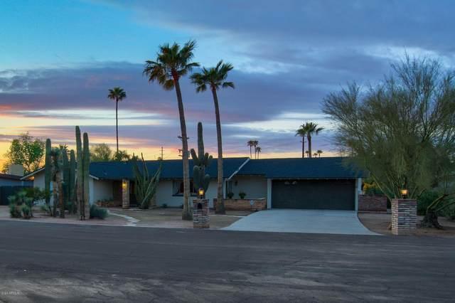 5712 E Edgemont Avenue, Scottsdale, AZ 85257 (MLS #6042586) :: The Kenny Klaus Team