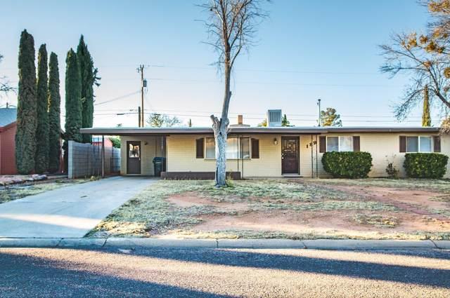 189 NE Martin Drive, Sierra Vista, AZ 85635 (MLS #6042593) :: Yost Realty Group at RE/MAX Casa Grande