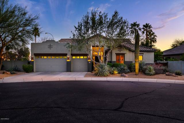 1263 E Geronimo Place, Chandler, AZ 85225 (MLS #6042596) :: Santizo Realty Group