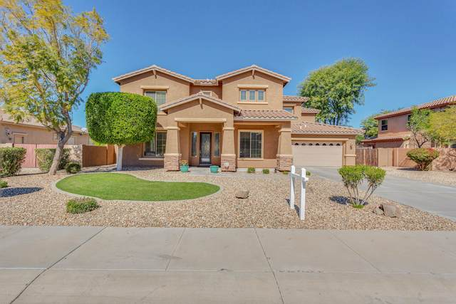 14482 W La Reata Avenue, Goodyear, AZ 85395 (MLS #6042618) :: The Laughton Team