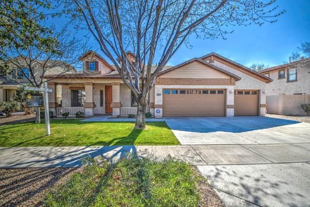 4651 E Ironhorse Road, Gilbert, AZ 85297 (MLS #6042628) :: The Kenny Klaus Team