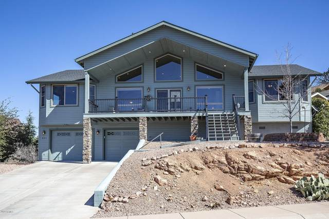 211 N Stagecoach Pass, Payson, AZ 85541 (MLS #6042634) :: The W Group