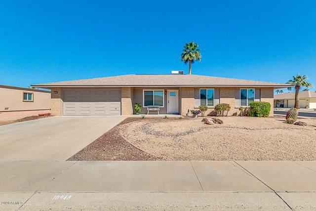 10948 W Crestbrook Drive, Sun City, AZ 85351 (MLS #6042648) :: Lifestyle Partners Team