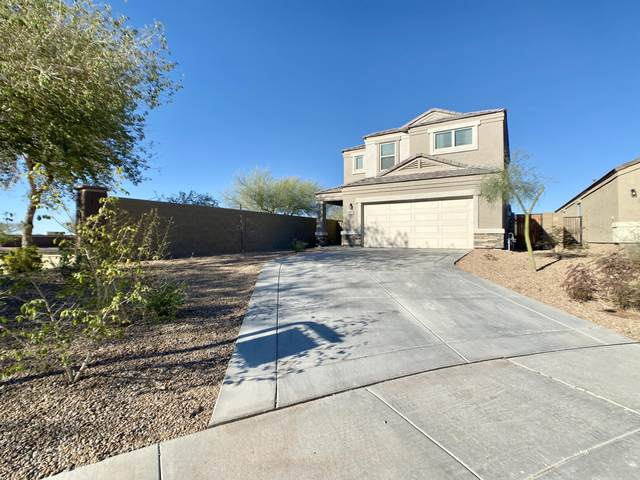 3402 N 300TH Drive, Buckeye, AZ 85396 (MLS #6042662) :: Long Realty West Valley