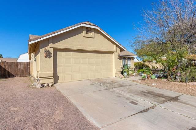 1736 E Parkview Avenue, Casa Grande, AZ 85122 (MLS #6042664) :: Yost Realty Group at RE/MAX Casa Grande