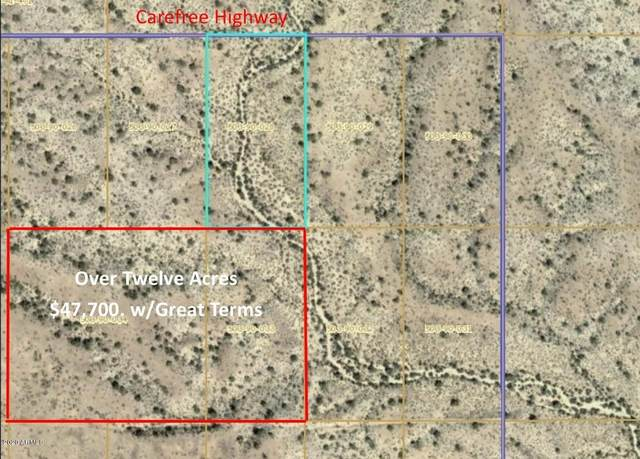 292XX W Olesen Road, Wittmann, AZ 85361 (MLS #6042677) :: The Daniel Montez Real Estate Group