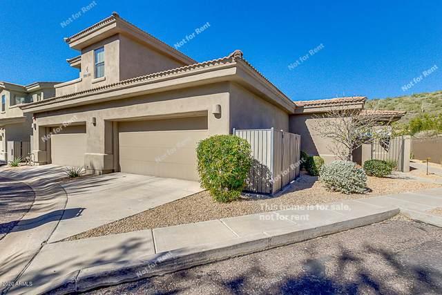 10055 N 142ND Street #1100, Scottsdale, AZ 85259 (MLS #6042678) :: The Ramsey Team