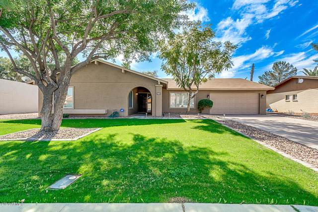 913 W Summit Place, Chandler, AZ 85225 (MLS #6042679) :: Lifestyle Partners Team
