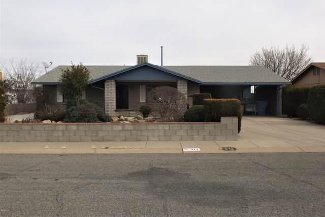 711 Cholla Drive, Sierra Vista, AZ 85635 (MLS #6042692) :: The Kenny Klaus Team