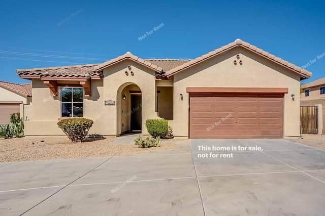 2823 S 74TH Drive, Phoenix, AZ 85043 (MLS #6042705) :: The Kenny Klaus Team