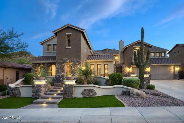 3611 W Hidden Mountain Lane, Phoenix, AZ 85086 (MLS #6042707) :: Conway Real Estate
