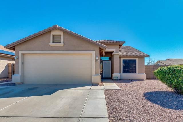 1681 S 171ST Drive, Goodyear, AZ 85338 (MLS #6042731) :: Keller Williams Realty Phoenix