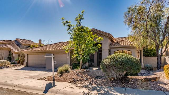 12267 E Kalil Drive, Scottsdale, AZ 85259 (MLS #6042738) :: Yost Realty Group at RE/MAX Casa Grande