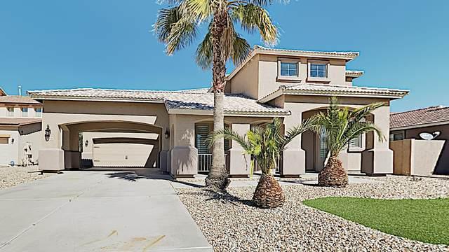 15136 W Minnezona Avenue, Goodyear, AZ 85395 (MLS #6042745) :: The Laughton Team
