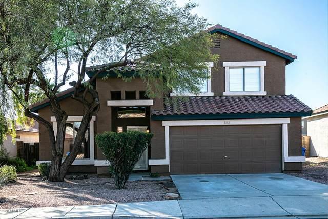 15913 W Cottonwood Street, Surprise, AZ 85374 (MLS #6042746) :: The Ramsey Team