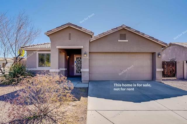 1701 W Lydia Lane, Phoenix, AZ 85041 (MLS #6042748) :: The Kenny Klaus Team