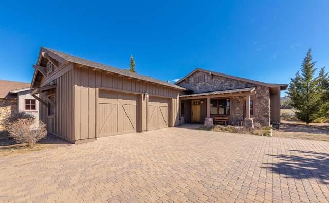 5671 W Johnny Mullins Drive, Prescott, AZ 86305 (MLS #6042760) :: Yost Realty Group at RE/MAX Casa Grande