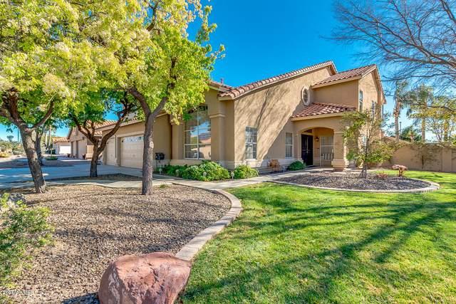 7533 E Kiva Avenue, Mesa, AZ 85209 (MLS #6042761) :: The Kenny Klaus Team