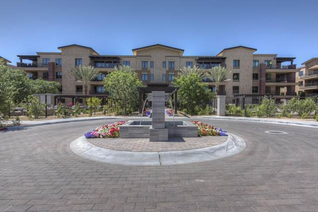 6166 N Scottsdale Road A1007, Paradise Valley, AZ 85253 (MLS #6042764) :: Lux Home Group at  Keller Williams Realty Phoenix