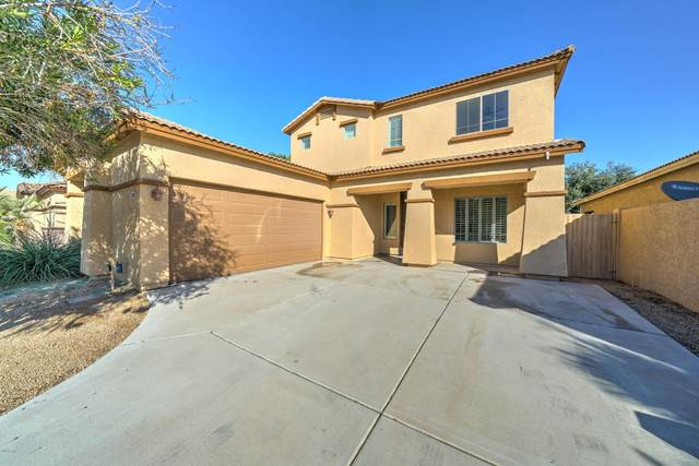 3986 W Roundabout Circle, Chandler, AZ 85226 (MLS #6042771) :: Lifestyle Partners Team