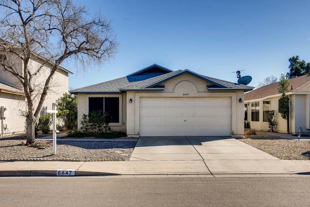 6447 W Golden Lane, Glendale, AZ 85302 (MLS #6042787) :: Brett Tanner Home Selling Team