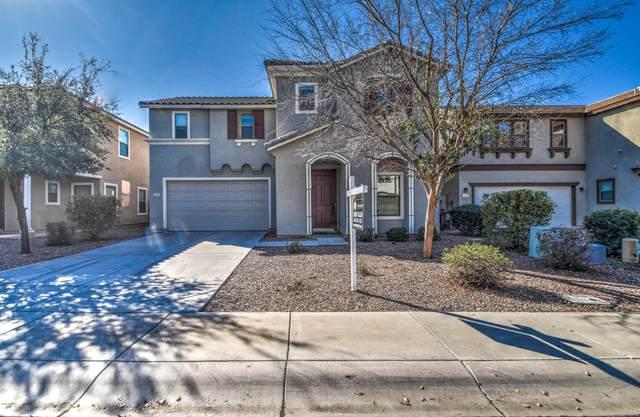 1177 E Buffalo Street, Gilbert, AZ 85295 (MLS #6042788) :: Santizo Realty Group