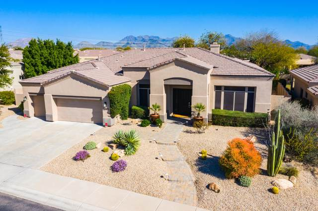 21065 N 74th Way, Scottsdale, AZ 85255 (MLS #6042791) :: Riddle Realty Group - Keller Williams Arizona Realty