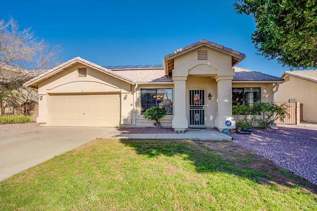 13 S Dodge Street, Gilbert, AZ 85233 (MLS #6042795) :: Lux Home Group at  Keller Williams Realty Phoenix