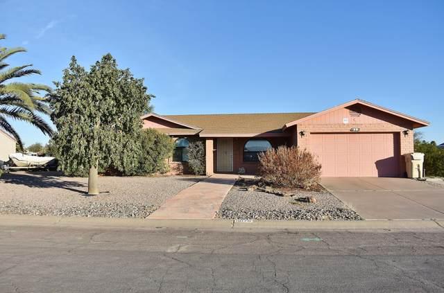 10178 W San Lazaro Drive, Arizona City, AZ 85123 (MLS #6042810) :: Lux Home Group at  Keller Williams Realty Phoenix