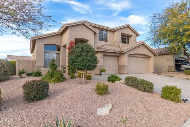 7804 E Phantom Way, Scottsdale, AZ 85255 (MLS #6042818) :: Kepple Real Estate Group