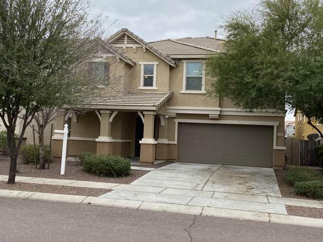 3531 E Bartlett Drive, Gilbert, AZ 85234 (MLS #6042820) :: Santizo Realty Group