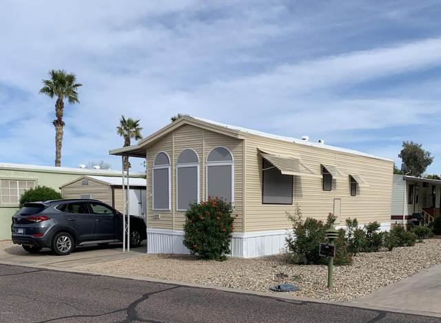17200 W Bell Road #297, Surprise, AZ 85374 (MLS #6042833) :: Lifestyle Partners Team
