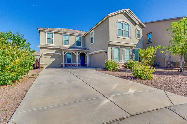 2302 W Windy Basin Court, Queen Creek, AZ 85142 (MLS #6042835) :: The Bill and Cindy Flowers Team