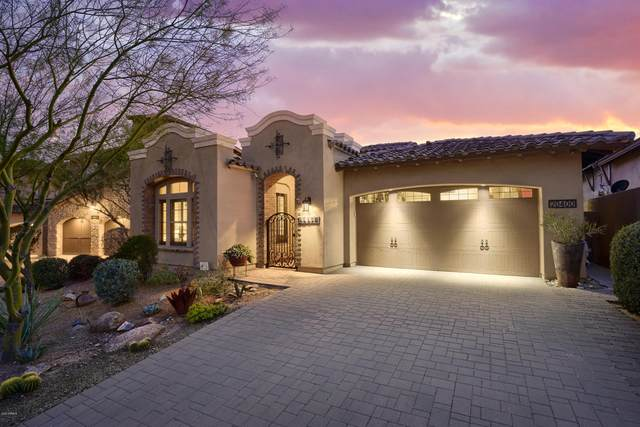 20400 N 98TH Street, Scottsdale, AZ 85255 (MLS #6042851) :: Lux Home Group at  Keller Williams Realty Phoenix