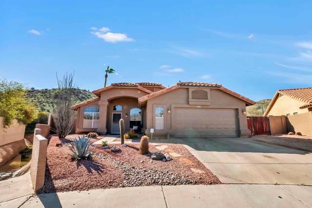 2363 E Desert Trumpet Road, Phoenix, AZ 85048 (MLS #6042861) :: The Kenny Klaus Team