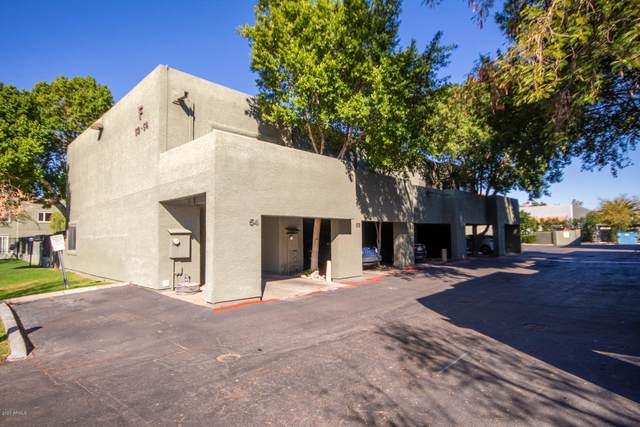 122 S Hardy Drive #54, Tempe, AZ 85281 (MLS #6042870) :: Lifestyle Partners Team