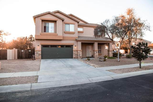 14390 N 141st Avenue, Surprise, AZ 85379 (MLS #6042873) :: Lux Home Group at  Keller Williams Realty Phoenix