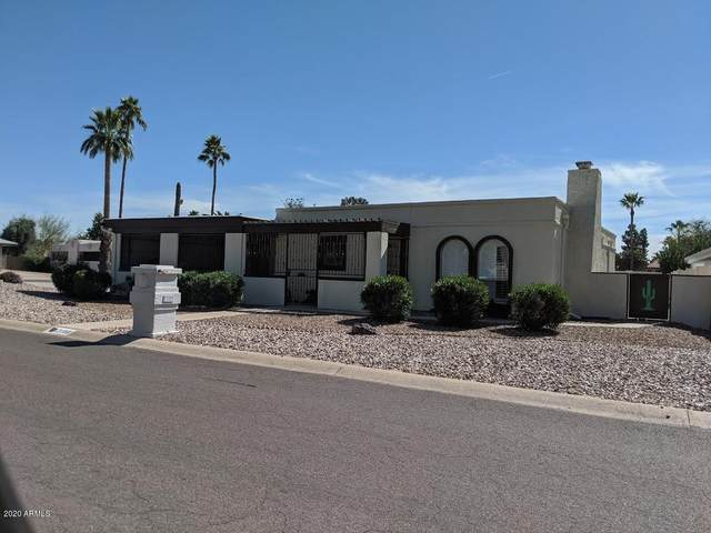 7109 E Colonial Club Drive, Mesa, AZ 85208 (MLS #6042893) :: Lux Home Group at  Keller Williams Realty Phoenix