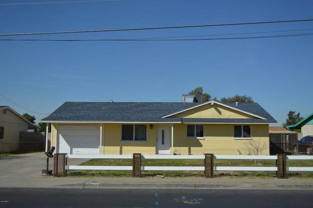 2508 N 71ST Avenue, Phoenix, AZ 85035 (MLS #6042899) :: Lifestyle Partners Team