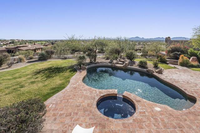11951 E Desert Trail Road, Scottsdale, AZ 85259 (MLS #6042905) :: Yost Realty Group at RE/MAX Casa Grande