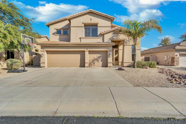 884 E Aquarius Place, Chandler, AZ 85249 (MLS #6042908) :: Lux Home Group at  Keller Williams Realty Phoenix