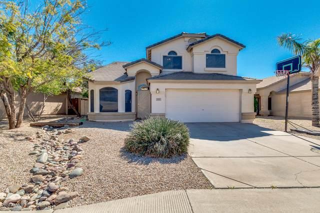8313 E Plata Avenue, Mesa, AZ 85212 (MLS #6042918) :: Lifestyle Partners Team