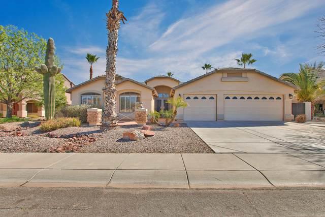 3355 E Kimball Road, Gilbert, AZ 85297 (MLS #6042922) :: Lux Home Group at  Keller Williams Realty Phoenix