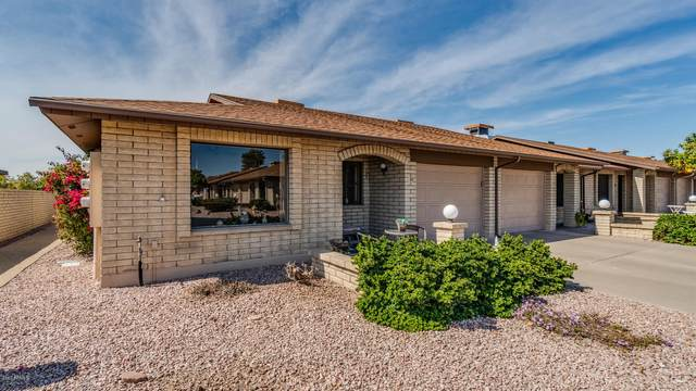 520 S Greenfield Road #42, Mesa, AZ 85206 (MLS #6042940) :: Lux Home Group at  Keller Williams Realty Phoenix