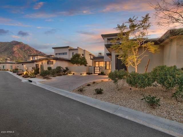 6312 N Lost Dutchman Drive, Paradise Valley, AZ 85253 (MLS #6042945) :: Lux Home Group at  Keller Williams Realty Phoenix
