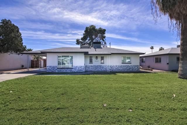 4333 E Hubbell Street, Phoenix, AZ 85008 (MLS #6042955) :: The Kenny Klaus Team