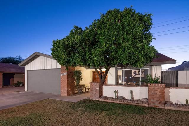 2522 N 87TH Way, Scottsdale, AZ 85257 (MLS #6042976) :: The Kenny Klaus Team